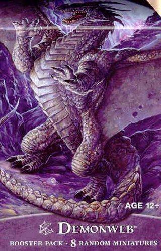 Wizards Of The Coast DupeOf0786949864 21795 - Dungeons und Dragons: Demonweb Booster