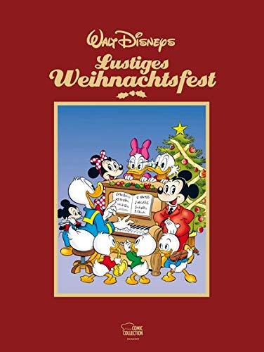 Walt Disneys Lustiges Weihnachtsfest (Gebundene Ausgabe)