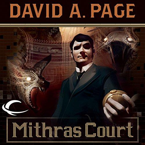 Couverture de Mithras Court