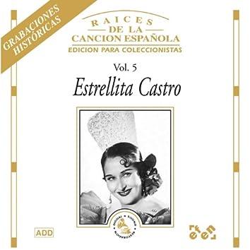 Raíces de la Canción Española, Vol. 5