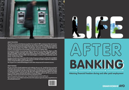 LIFE AFTER BANKING: Attaining Financial freedom during and after paid employment (English Edition)