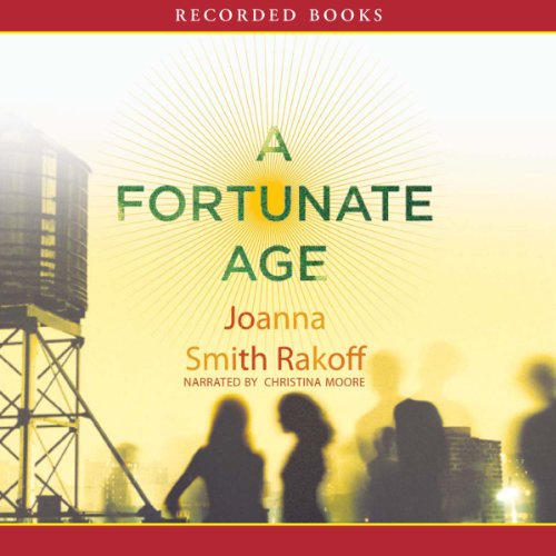 A Fortunate Age audiobook cover art
