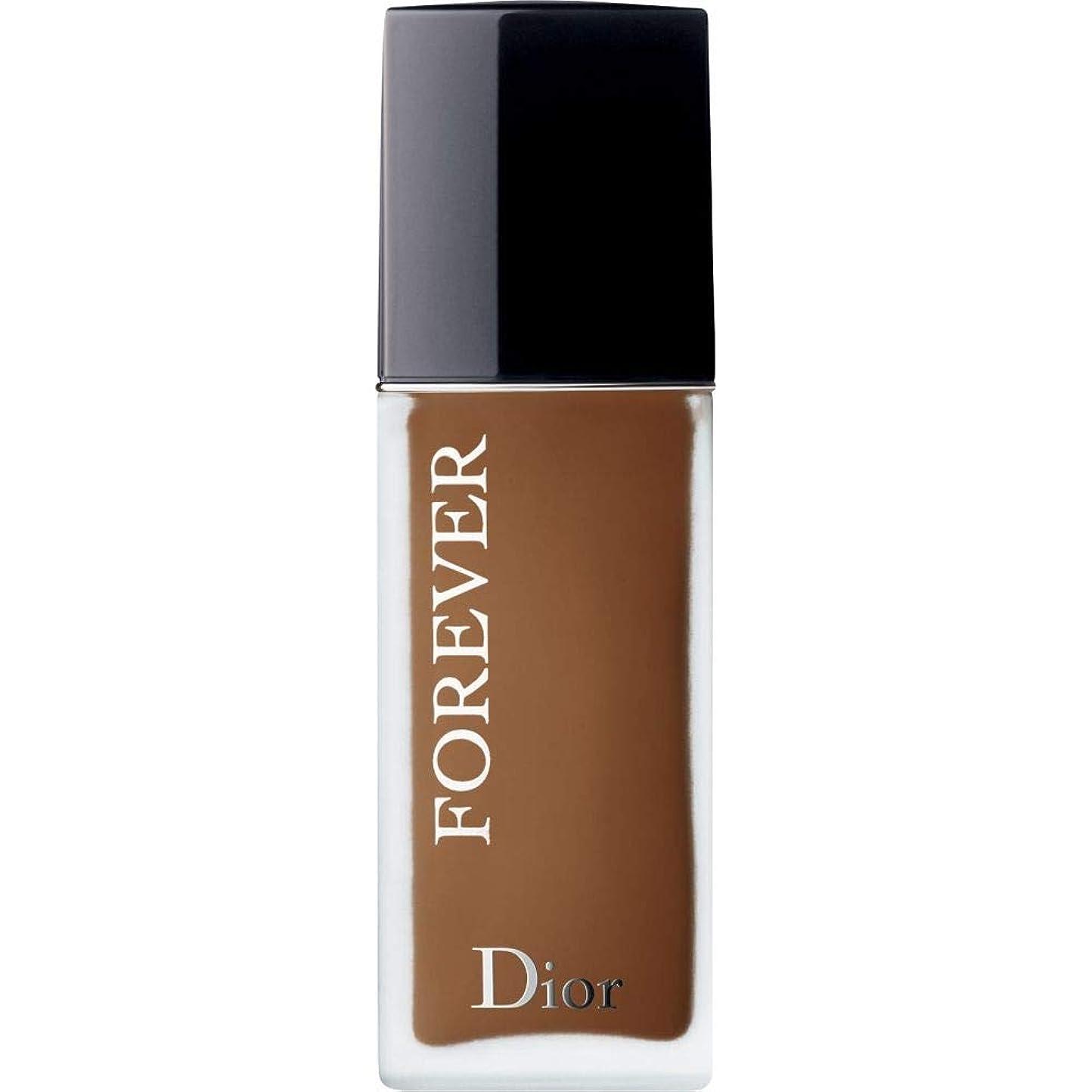 反論水没あまりにも[Dior ] ディオール永遠皮膚思いやりの基盤Spf35 30ミリリットルの7.5N - ニュートラル(つや消し) - DIOR Forever Skin-Caring Foundation SPF35 30ml 7.5N - Neutral (Matte) [並行輸入品]
