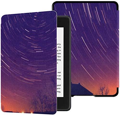 wasserfeste Stoffhülle von Kindle Paperwhite (10. Generation, Version 2018), Startläufe r& um die Polaris Suburb Surro&ings City Tablet-Hülle