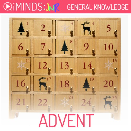 Advent  By  cover art
