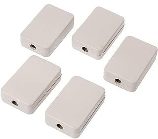 FATTERYU 5 Piezas 55 x 35 x 15 mm DIY Caja de Instrumentos Caja de plástico electrónica para proyectos