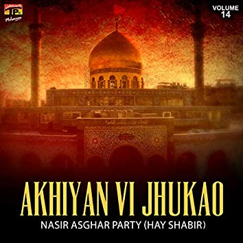 Akhiyan Vi Jhukao, Vol. 14
