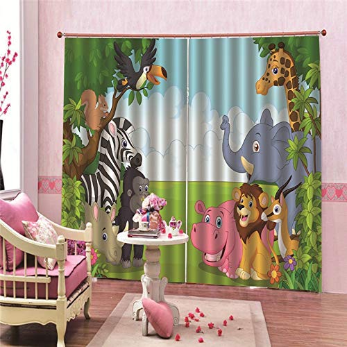 cortinas para puertas exteriores opacas
