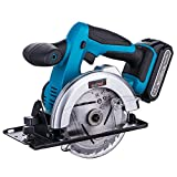 KATSU Tools Cordless Circular Saw 135 mm 18V 2.0Ah with Battery and...