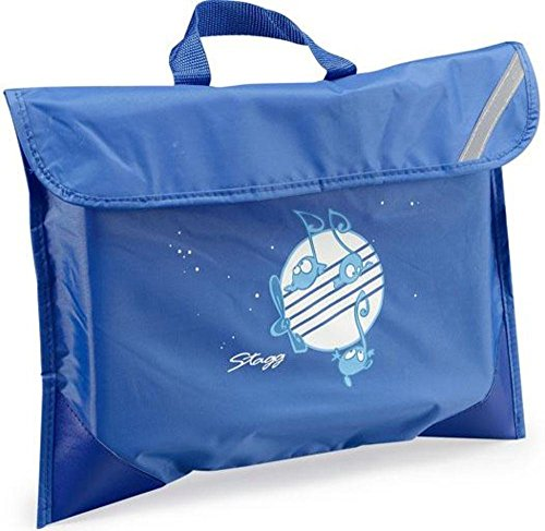 Stagg 17187 Music Bag with Moon Design - Blue