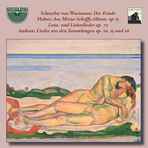 Lenz- und liebeslieder fur Chor und Klavier zu 4 Handen, Op. 72: IX. Soloquartett