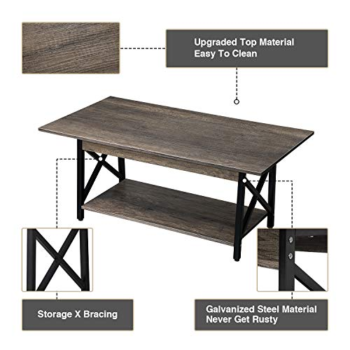 GreenForest-Coffee-Table-Industrial-Metal-Legs-with-Storage-Shelf-for-Living-Room-Easy-Assembly-Walnut