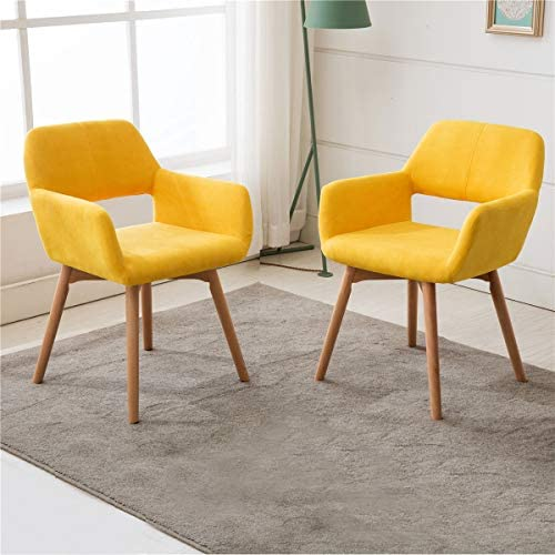 Top 10 Best Yellow Accent Chairs of The Year 2020, Buyer Guide With Detailed Features