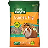 Wild Harvest Advanced Nutrition Diet For Guinea Pigs, Resealable Bag