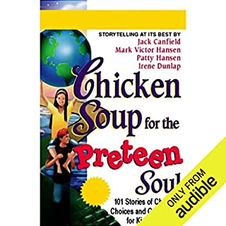 Chicken Soup for the Preteen Soul audiobook cover art
