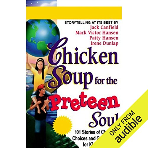 Chicken Soup for the Preteen Soul Titelbild