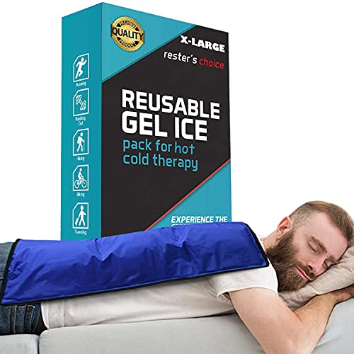 Resters Choice Cold Therapy Reusable Gel Pack