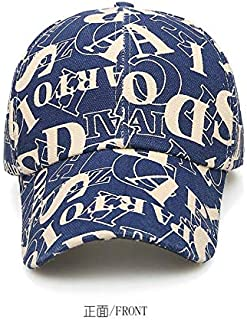 Baseball Cap,Spring Adjustable Cotton Cap Men Women Multicolor Ponytail Snapback Baseball Caps Outdoor Leisure Sun Hat Camouflage Letter Cap Popular