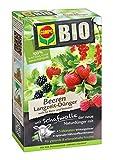 Compo 20298 Bio-Garten Bacche di Fertilizzante a Lungo Termine con la Lana di Pecora, 750 g