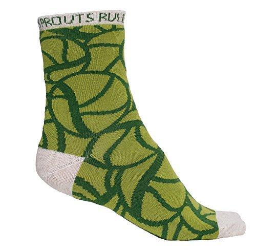 Martins Chocolatier Brussel Sprout Socks (4-7)