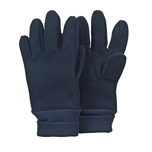 Sterntaler Fingerhandschuhe für Kinder, Alter: 3-4 Jahre, Größe: 3, Blau (Marine)