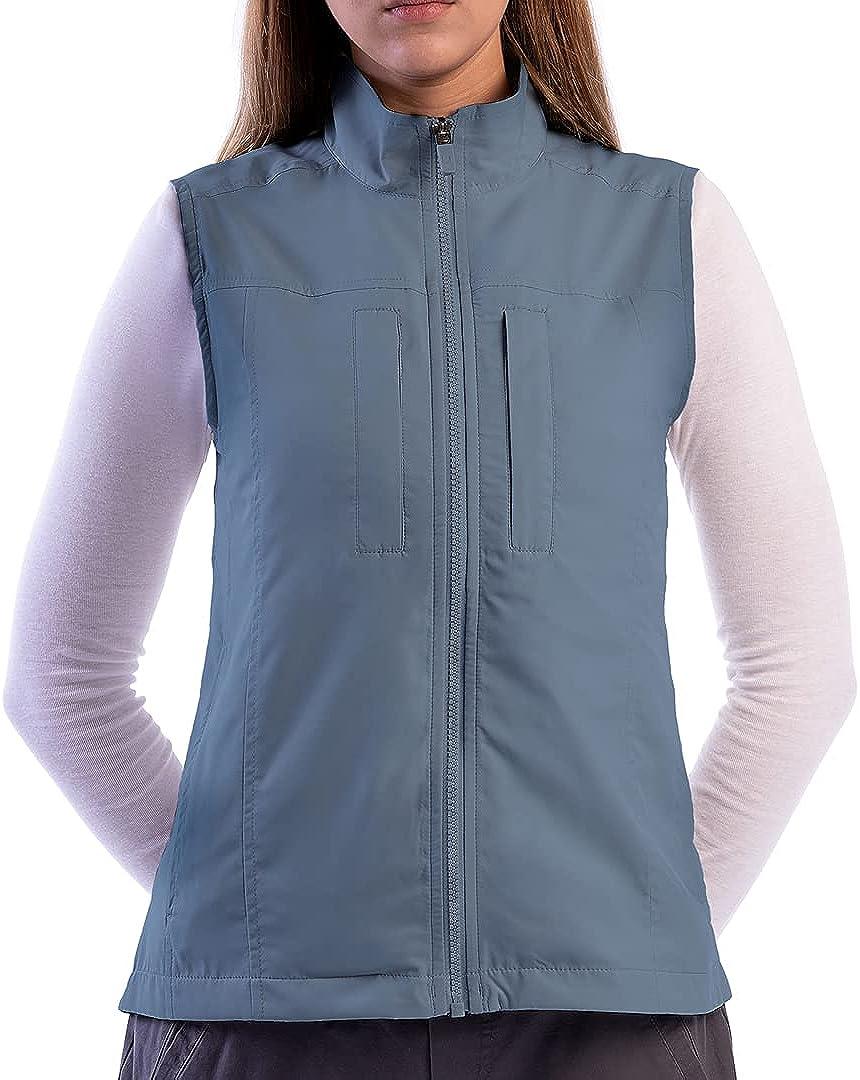 SCOTTeVEST supreme Women's Featherweight Travel Pockets 16 Vest Anti Surprise price