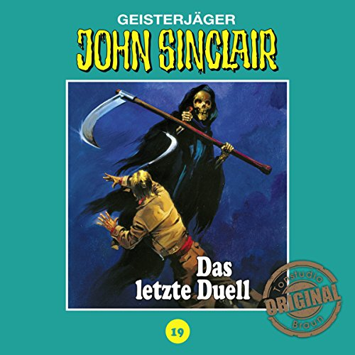 Das letzte Duell - Teil 3 audiobook cover art