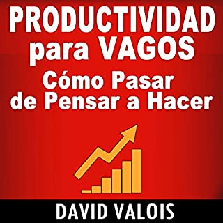 Productividad Para Vagos [Productivity for Vagos] cover art