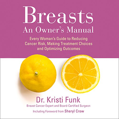 Breasts audiobook cover art