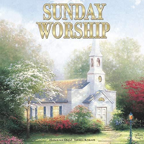 Thomas Kinkade: Sunday Worship