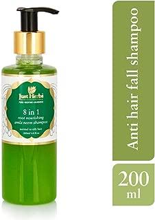 Just Herbs 8-in-1 Root Nourishing Amla Neem Shampoo - (200ml)