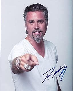 RICHARD RAWLINGS signed autographed GAS MONKEY GARAGE photo