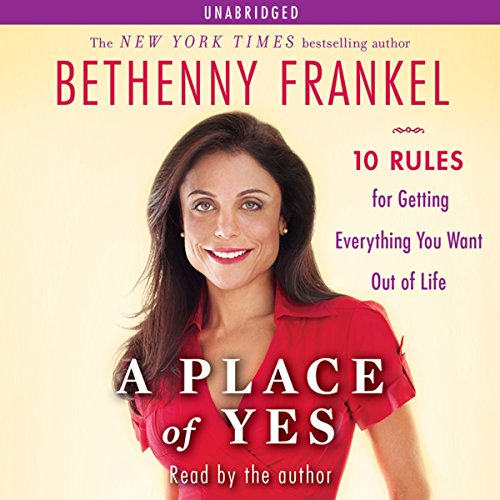 A Place of Yes audiobook cover art
