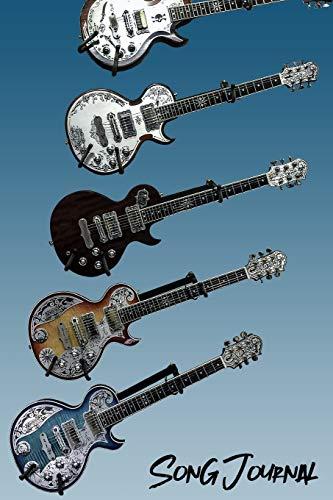 Electric Guitars: Song Journal (Desert Island Discs Journal Series, Band 3)