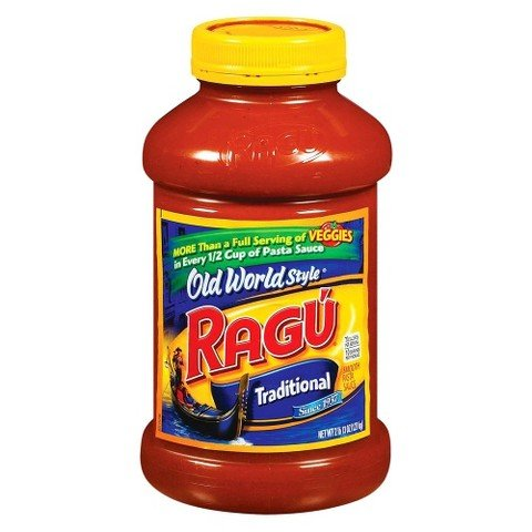 Ragu Old World Style Traditional Pasta Sauce 45 oz