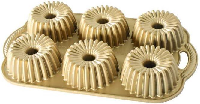 Nordic Ware Brilliance Bundtlette
