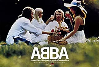 Abba: The - 27 x 40 New Poster - German Style A