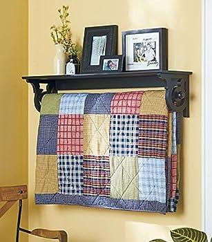 quilt racks for walls