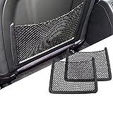 Sweatpants 1pcs Asiento de Coche Bolsa de Red Bolsa de Almacenamiento Fit para Audi A4 Q3 A3 A6 Q5 Q5 Q7 Accesorios Interiores de Q5 (Color : 1 pcs)