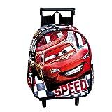 Disney Cars - Trolley sac à dos maternelle 24x28x11cm - Livraison gratuite chez...