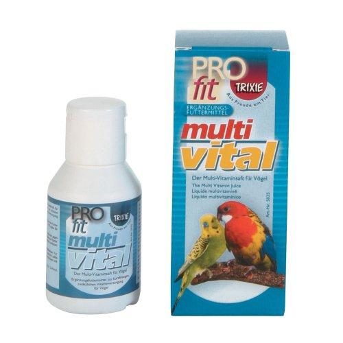 Trixie 5035 Multi-Vital, Vögel, 50 ml
