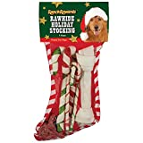 Rawhide Holiday Stocking