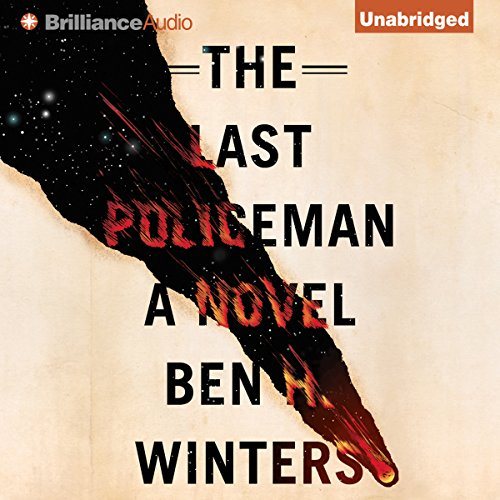 The Last Policeman cover art