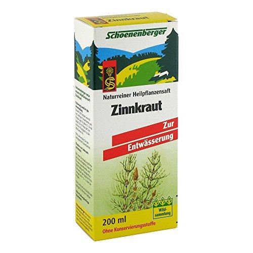 Schoenenberger Zinnkraut naturreiner Heilpflanzensaft, 200 ml Lösung