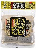 遊月亭 黒豆茶 お徳用 ティーパック20包入×1袋ノンカフェイン 黒豆100% 発芽焙煎【高い栄養価!飲むだけで豊富な栄養素!】