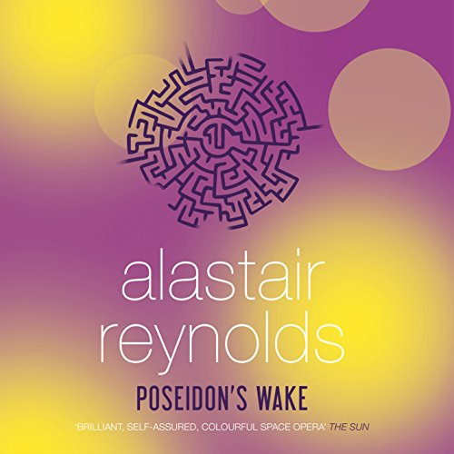 Poseidon's Wake cover art