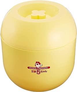 アーネスト 温泉卵メーカー (熱湯を注ぐだけ/保冷・保温機能) たま5ちゃん (大手飲食店愛用ブランド) A-16021