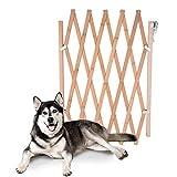 Litthing Barrera de Seguridad para Mascotas de Perros Pequeños Barrera...