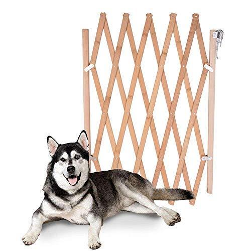 Barrera de seguridad para mascotas de perros pequeños Barrera extensible doméstica de...