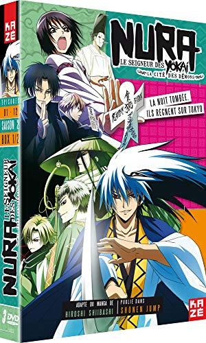 Nura-Le Seigneur des Yokai-Saison 2-Coffret 1/2 DVD